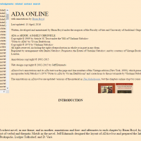 AWED - ADAonline - screenshot