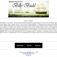 AWED - Herman Melville's Billy Budd - screenshot