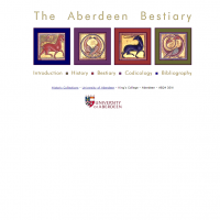 AWED - The Aberdeen Bestiary - screenshot