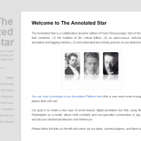 AWED - The Annotated Star - screenshot